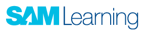 SAM Learning Logo