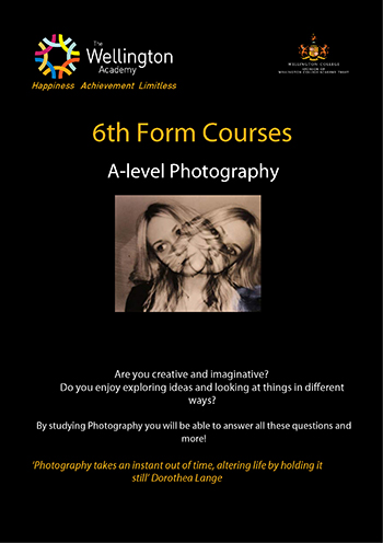 Photography Course Leaflet