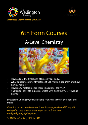 Chistry Course Leaflet